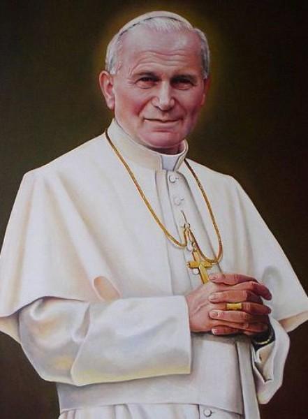 Zbigniewa Kotyłły, sv. Janez Pavel II. (Lublin, Poljska)